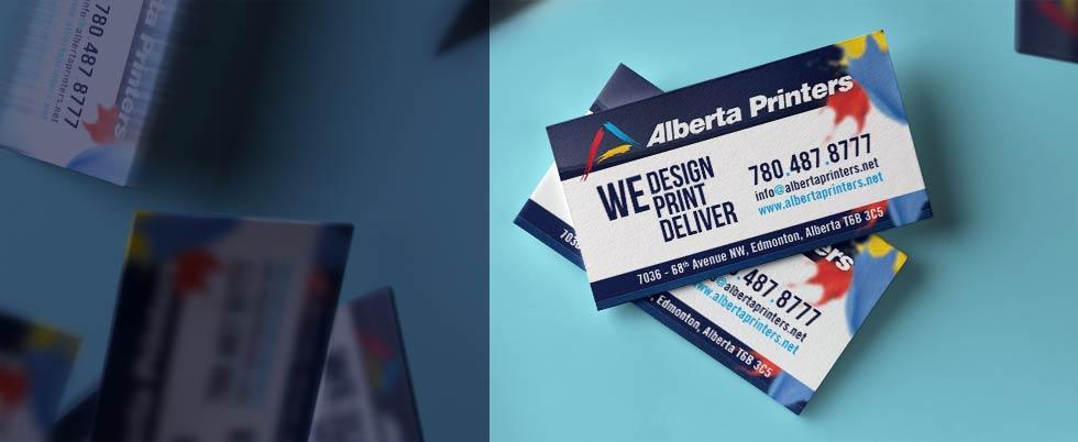 Business Cards Printing Alberta Printers Edmonton Ab