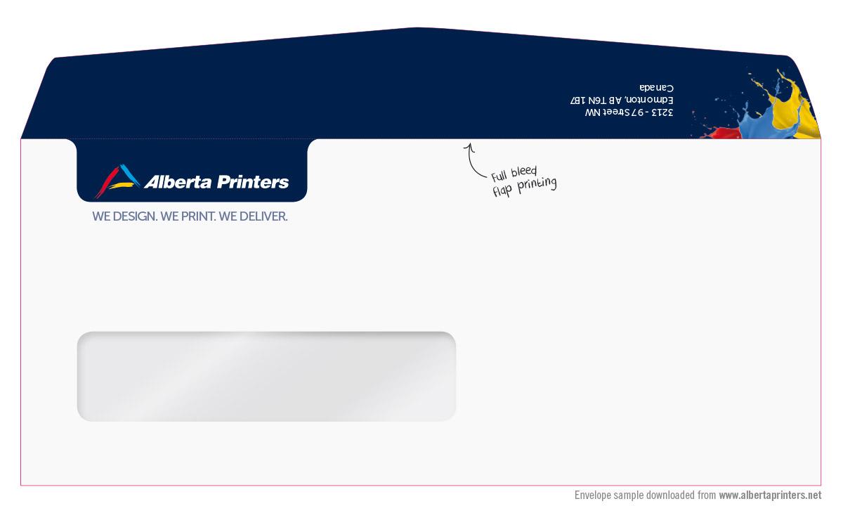 sample envelopes