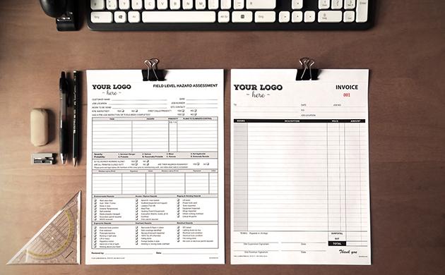Forms Printing at Alberta Printers